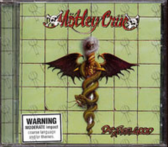 MOTLEY CRUE - Dr. Feelgood - 1