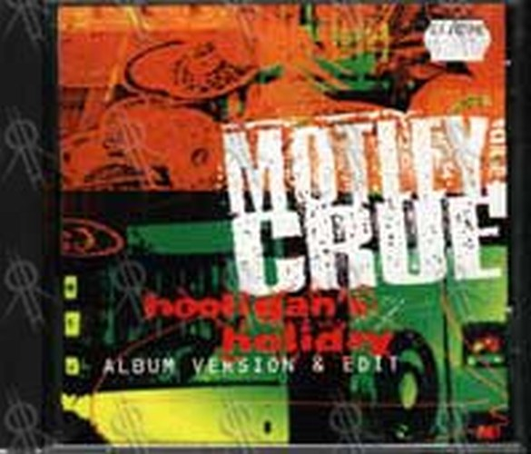 MOTLEY CRUE - Hooligan's Holiday - 1
