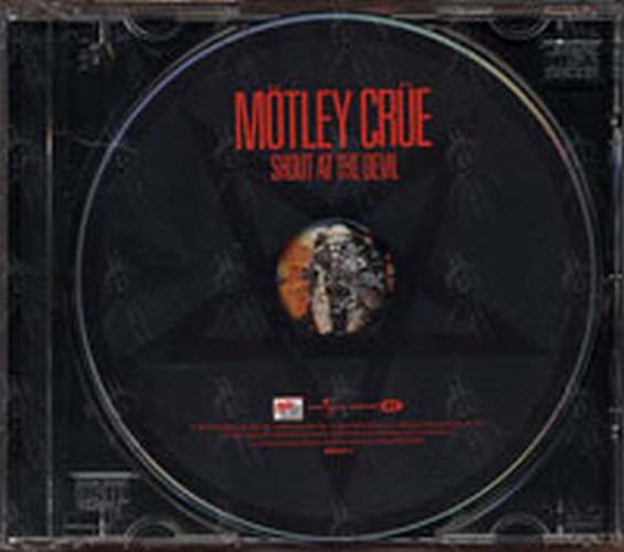 MOTLEY CRUE - Shout At The Devil - 3