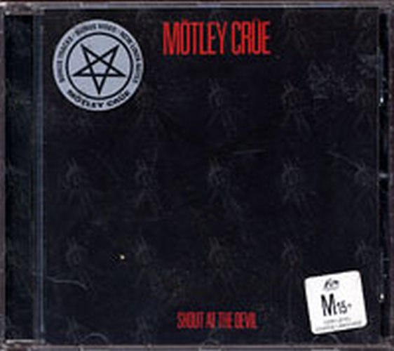 MOTLEY CRUE - Shout At The Devil - 1