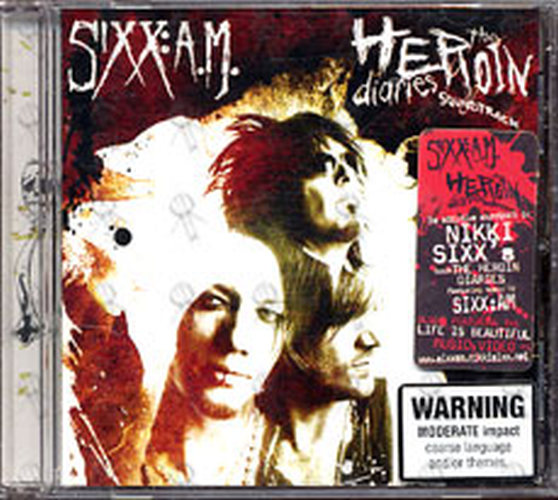 MOTLEY CRUE - The Heroin Diaries Soundtrack - 1