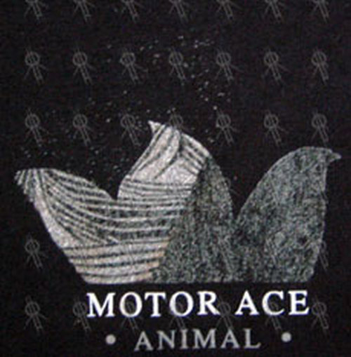 MOTOR ACE - Black 'Animal 'T-Shirt - 2