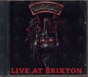 MOTORHEAD - Live At Brixton - 1