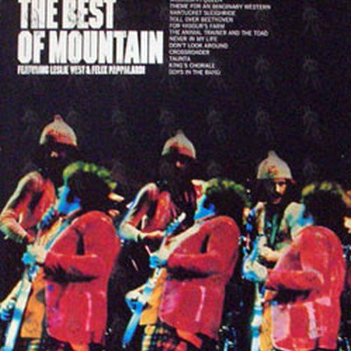 MOUNTAIN - The Best Of Mountain - 1