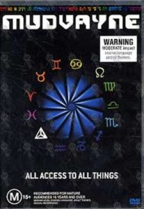 MUDVAYNE - All Access To All Things - 1