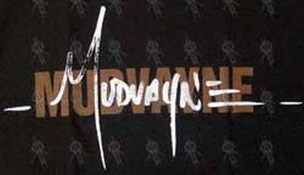 MUDVAYNE - Black T-Shirt - 2