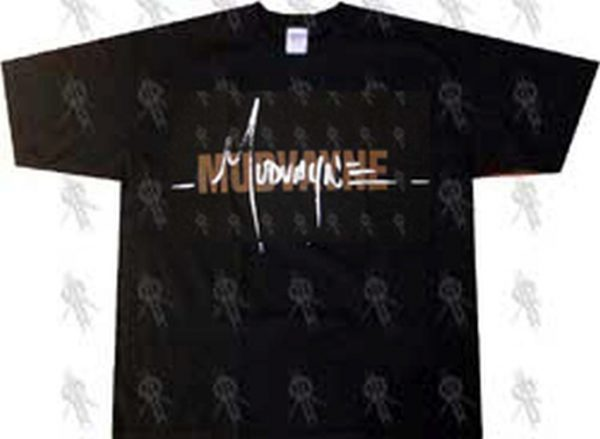 MUDVAYNE - Black T-Shirt - 1