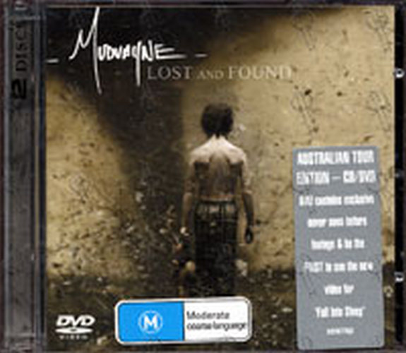 MUDVAYNE - Lost And Found - 1