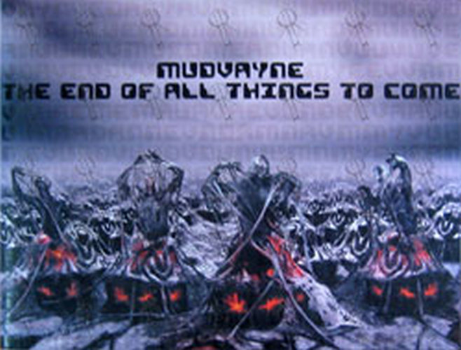 Mudvayne End Of All Things To Come Tour