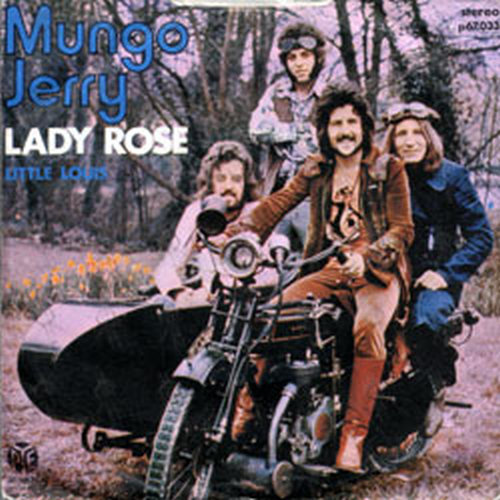MUNGO JERRY - Lady Rose - 1