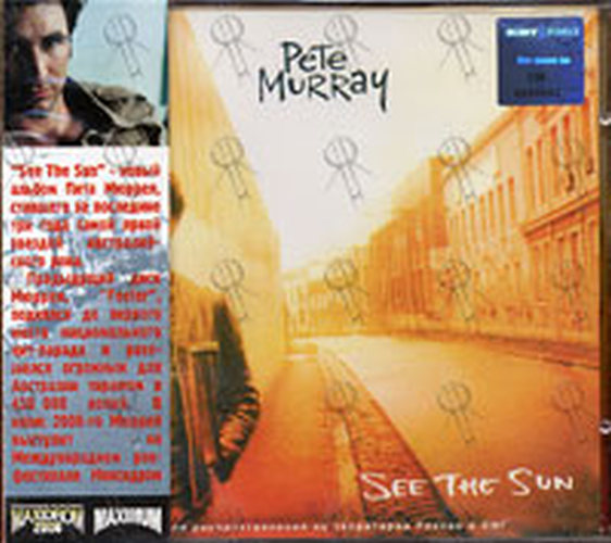 MURRAY-- PETE - See The Sun - 1