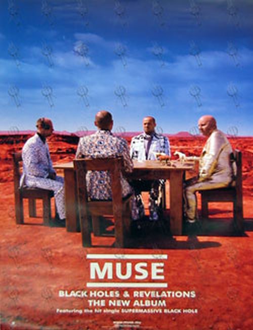 muse black holes and revelations portada significado - photo #5