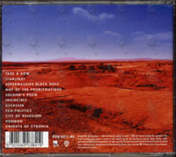 muse black holes and revelations cover art - photo #17