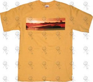 MUSE - 'Sing For Absolution' Design Yellow T-Shirt - 1