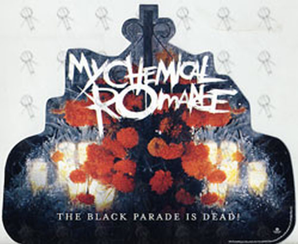My Chemical Romance The Black Parade Is Dead Form Cut