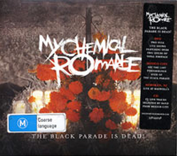 MY CHEMICAL ROMANCE - The Black Parade Is Dead! - 1