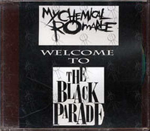 MY CHEMICAL ROMANCE - Welcome To The Black Parade - 1