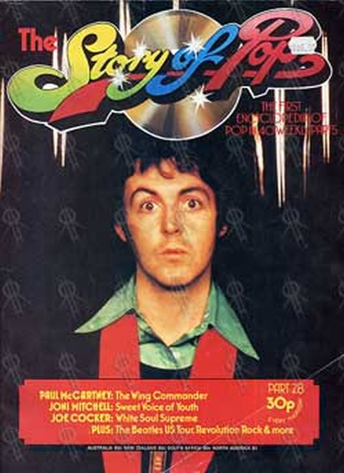 McCARTNEY-- PAUL - 'The Story Of Pop' - Part 28 - Paul McCartney On Cover - 1