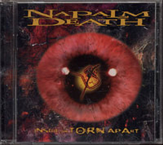 Torn Apart: NAPALM DEATH - Inside The Torn Apart (Album, CD)