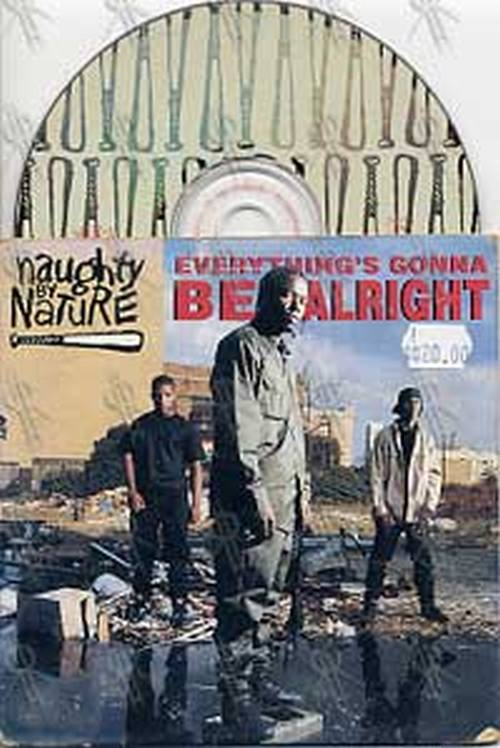 NAUGHTY BY NATURE - Everything's Gonna Be Alright - 1