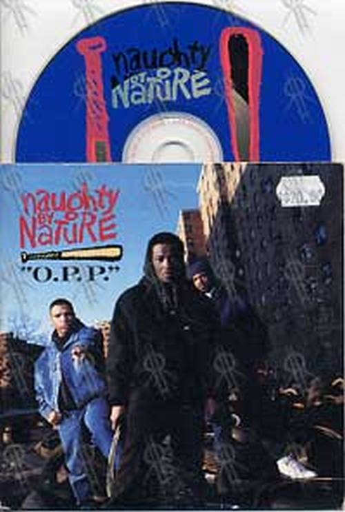 Naughty By Nature O P P Cd Single Ep Rare Records