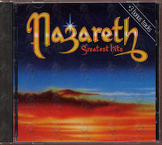NAZARETH - Greatest Hits - 1