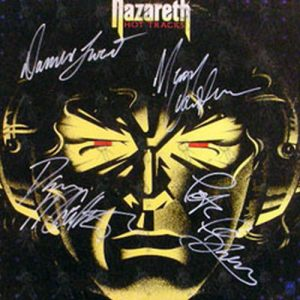Nazareth Close Enough For Rock N Roll 12 Inch Lp