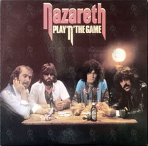 NAZARETH - Play N The Game - 1