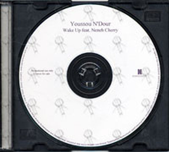 N'DOUR-- YOUSSOU - Wake Up (feat. Neneh Cherry) - 2