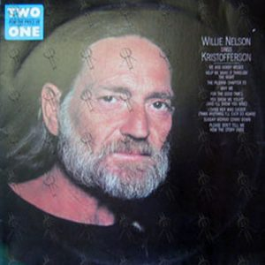 NELSON-- WILLIE - Willie Nelson Sings Kristofferson - 1