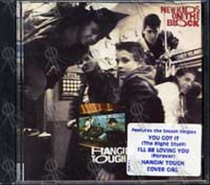 NEW KIDS ON THE BLOCK - Hangin' Tough - 1
