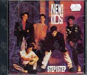 NEW KIDS ON THE BLOCK - Step By Step - 1
