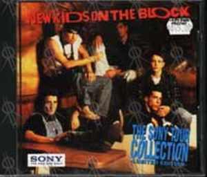 NEW KIDS ON THE BLOCK - The Sony Tour Collection - 1