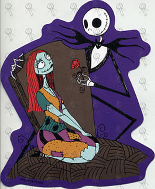 nightmare before christmas the jack sally image - The Nightmare Before Christmas Jack And Sally