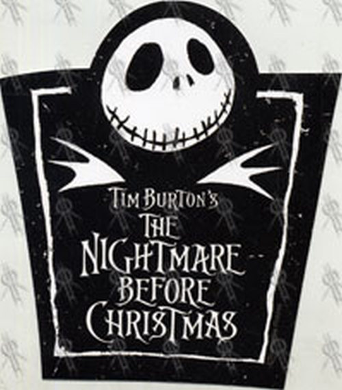 NIGHTMARE BEFORE CHRISTMAS, THE - 'The Nightmare Before Christmas ...