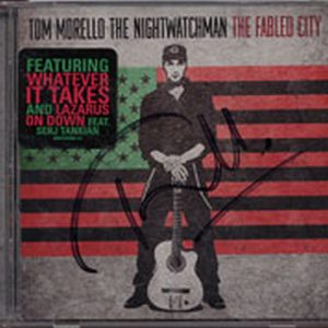 NIGHTWATCHMAN (TOM MORELLO)-- THE - The Fabled City - 1