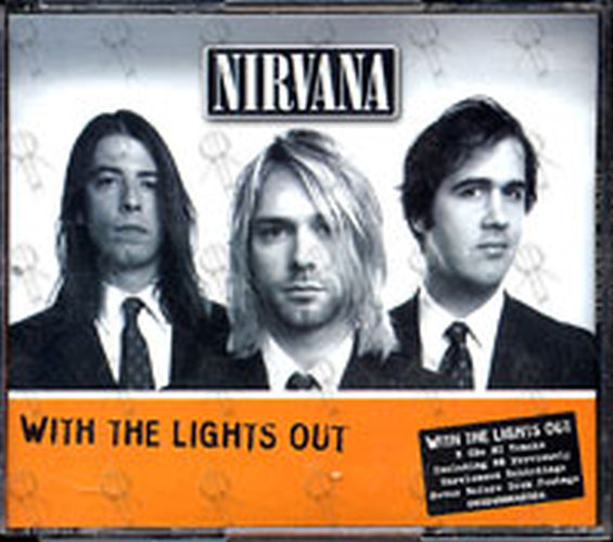 NIRVANA - With The Lights Out (Album, CD)