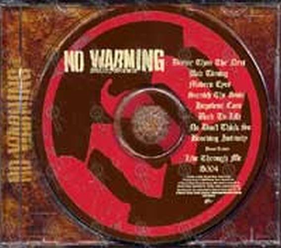 No Warning Suffer Survive Album Cd Rare Records
