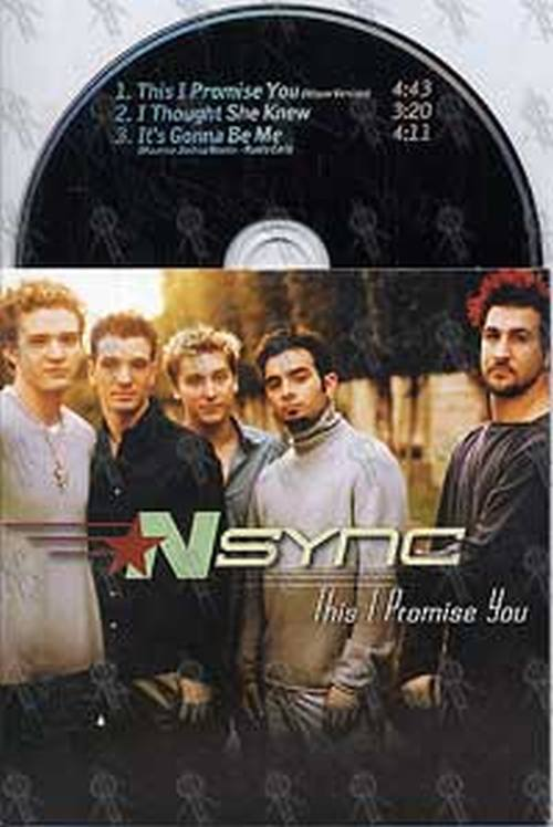 NSYNC - This I Promise You - 1