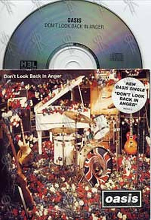 OASIS - Don't Look Back In Anger - 1