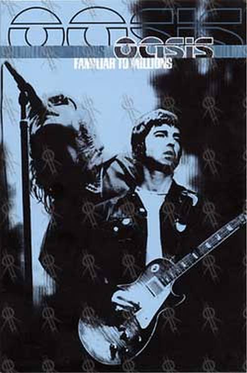 OASIS - 'Familiar To Millions' DVD Booklet - 1