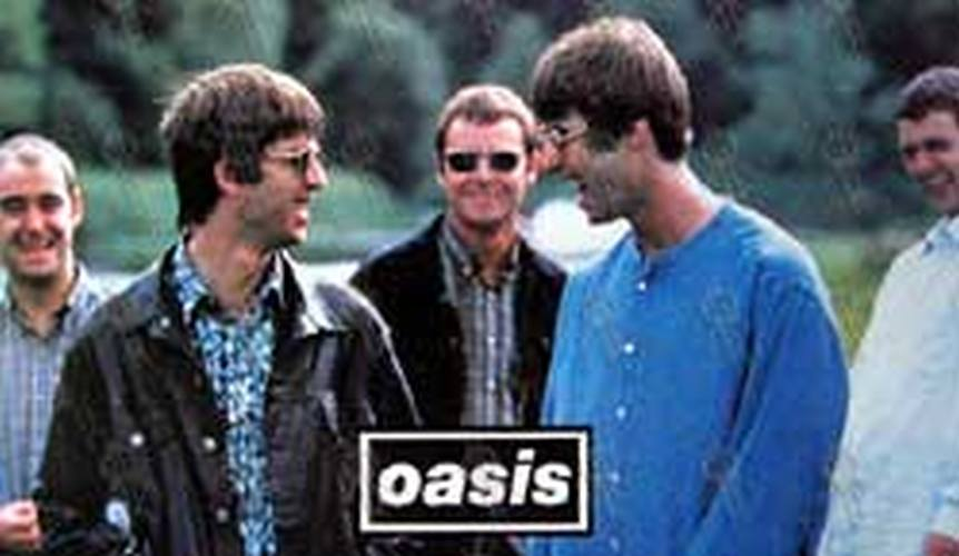 OASIS - Full Band Image Block Mount Wall Hanging - 1