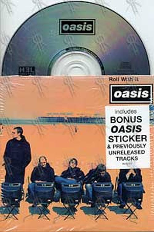 OASIS - Roll With It - 1