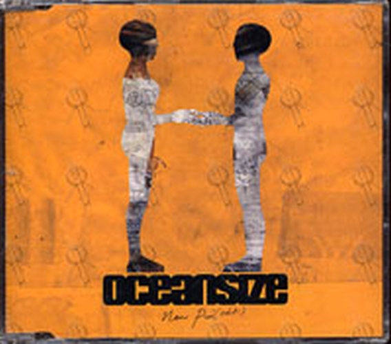 OCEANSIZE - New Pin - 1