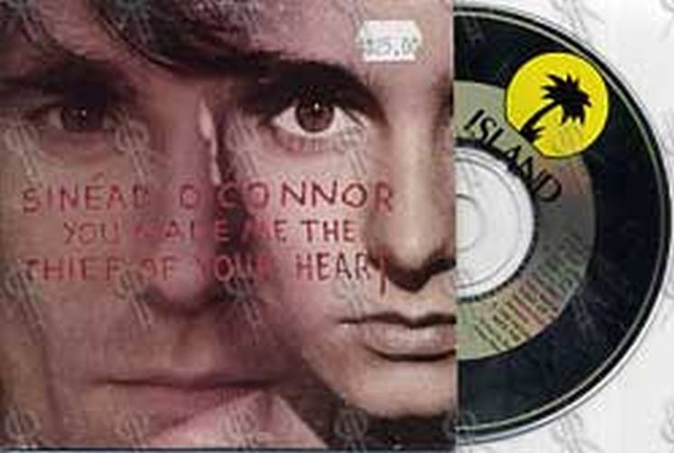O'CONNOR-- SINEAD - You Made Me The Thief Of Your Heart - 1