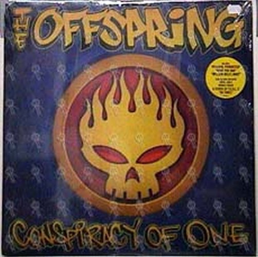 Offspring The Conspiracy Of One 12 Inch Lp Vinyl