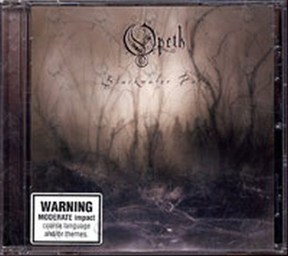 OPETH - Blackwater Park - 1