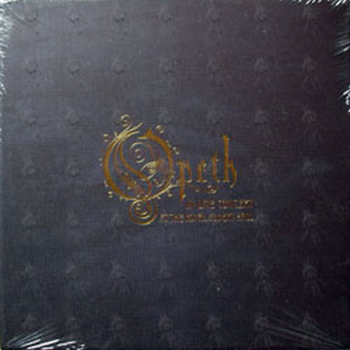 OPETH - In Live Concert At The Royal Albert Hall - 1