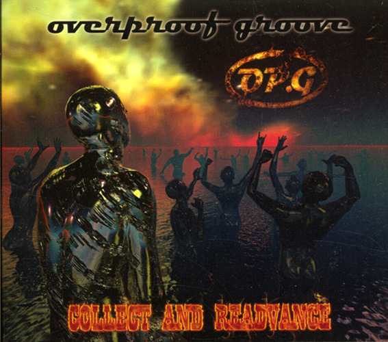 OVERPROOF GROOVE - Collect And Readvance - 1