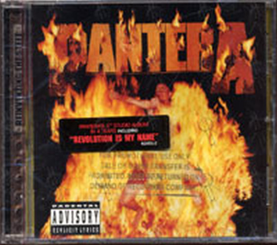 pantera reinventing the steel - photo #18